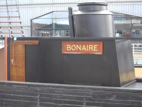 En we noemen haar: Bonaire.